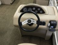 Lippert Pontoon Seating & Console Installation 3