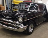 57 Chevy Storage Cover